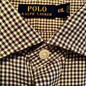 NWT Polo Ralph Lauren Twill Shirt
